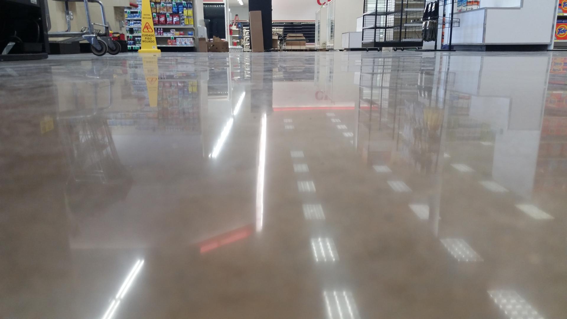 Hardener Epoxy Floor : Coor kleever ultra hard kp concrete densifier and hardener